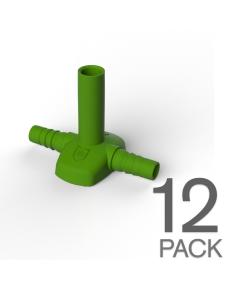 POTPRO™ PLATFORM FITTING T - 12 PACK