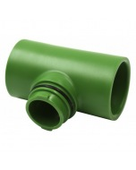 FLORA PIPE FITTING – T